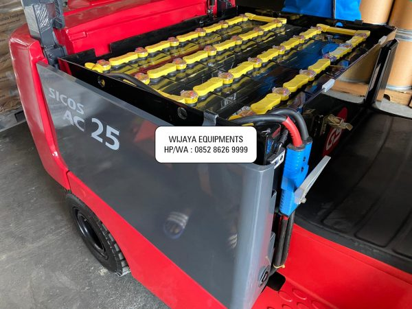 Electric Forklift 2.5 Ton