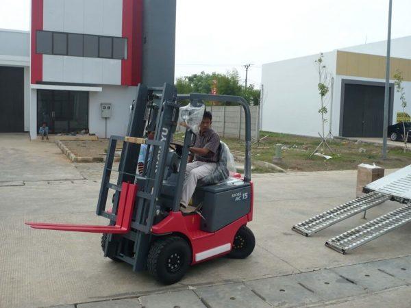 Harga Forklift Nichiyu 2020