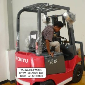 Jual Forklift Nichiyu Harga Murah