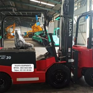 Forklift Electric 3 Ton Japan