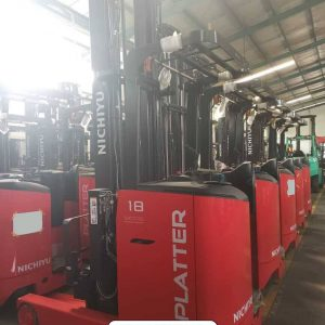 Master Dealer Reach Truck Nichiyu